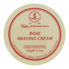 Taylor of Old Bond Street Barbercreme Rose (150 g)