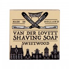 Van Der Lovett Shaving Soap Sweetwood (70 gr)