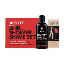 Mr Natty Ship Shower & Shave Sæt (made4men)