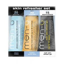 Men-ü Skin Refresher Set (3 x 15 ml)