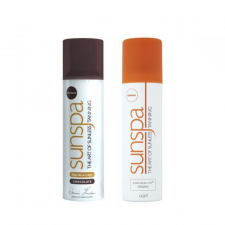 Sunspa Tan-in-a-Can (2 stk Frit Valg)