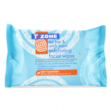 T-Zone Exfoliating Facial Wipes (20 stk)