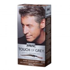 Just For Men Touch of Grey Hårfarve (Dark Brown - Grey)