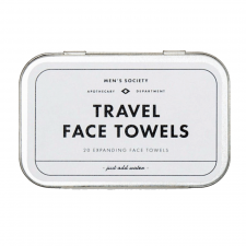Men's Society Travel Face Towels