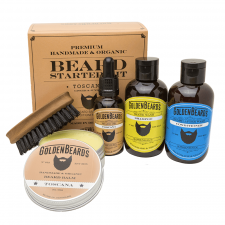 Golden Beards Starter Beard Kit Toscana