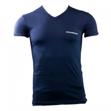 Emporio Armani 1-Pack V-Neck T-shirt (Marin)