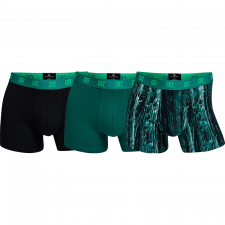 CR7 3-pack Basic Trunks (Grøn/Sort)