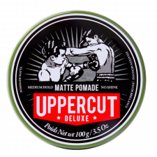 Uppercut Deluxe Matte Pomade (100 g) (made4men)