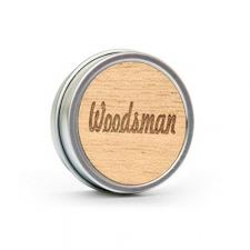 The Bearded Bastard Woodsman Mustache Wax (28 g)